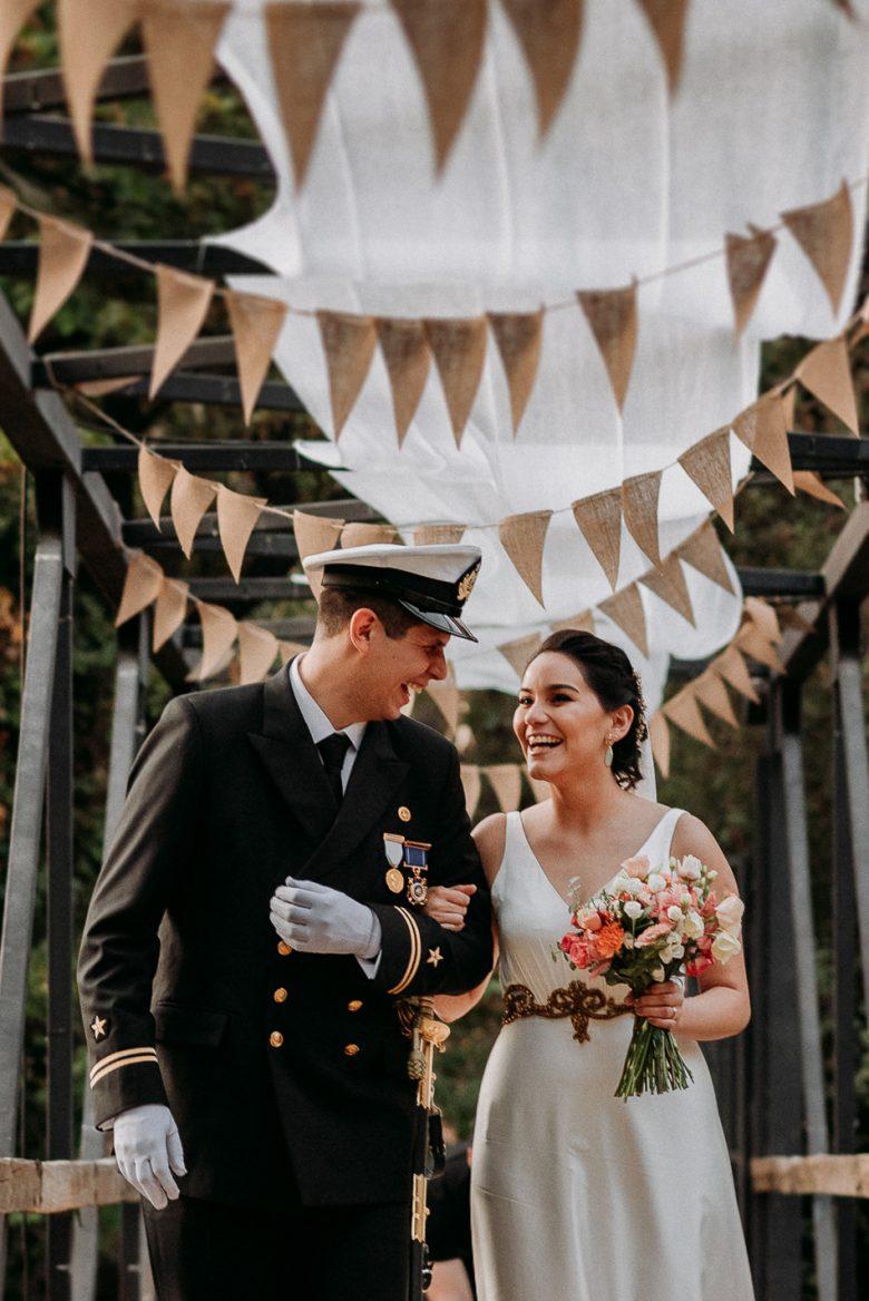 Fotógrafo de matrimonios en Santiago